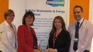 Doosan Enpure sponsor National Women in Engineering Day event